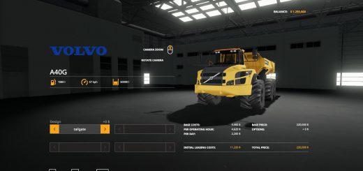 Volvo A40 v 2.0