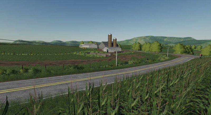 WESTBY WISCONSIN MAP Beta