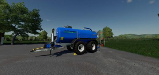 Zunhammer 18500 Milk and WaterFass v 1.0