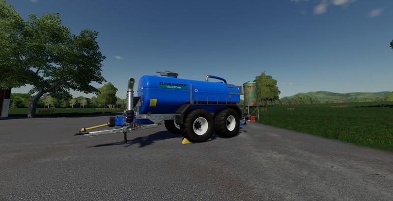 Zunhammer 18500 Milk and WaterFass v 1.0