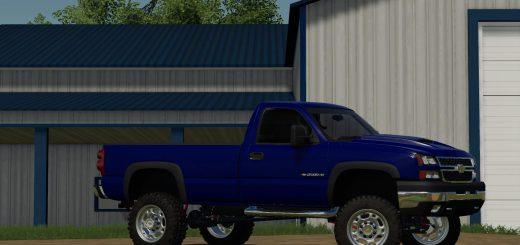 06 Chevy 2500HD v 1.0