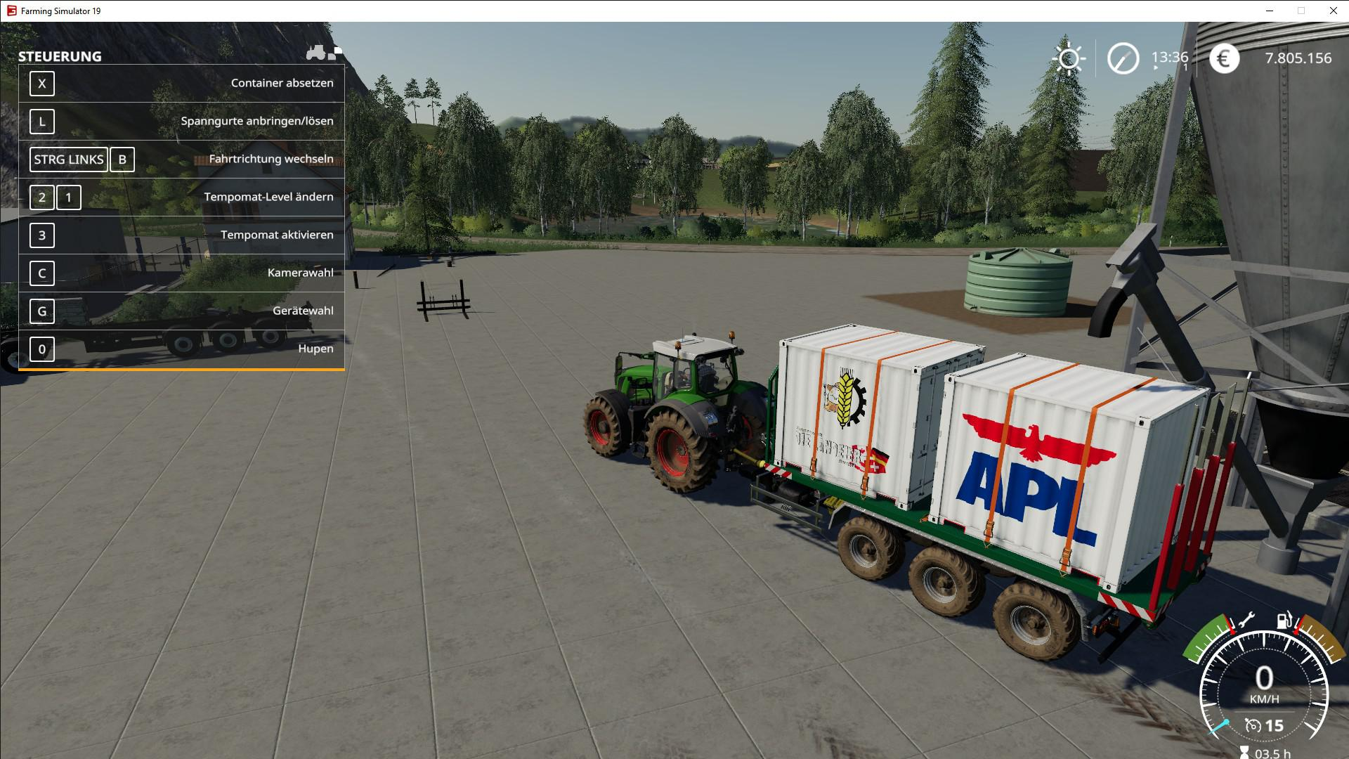ATC Container Pack v2.0