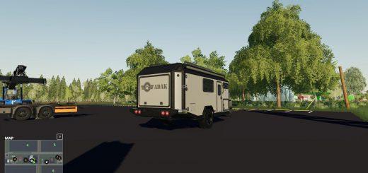 Adak Off Road Camper v 1.0