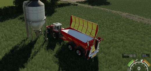 BREDAL K165 Lime Spreader v 1.0