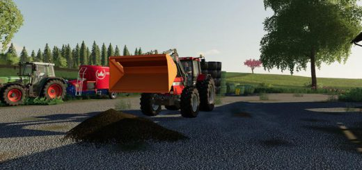 Big Stoll Tool Shovel v 1.0