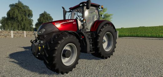 CASE IH OPTUM Official v 1.0