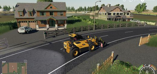 Cat TeleHandler v 1.0