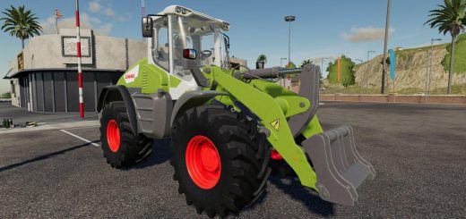 Claas Torion 1511 v 1.0