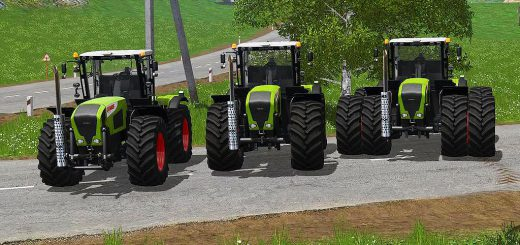 Claas Xerion 3000 Series v 1.1