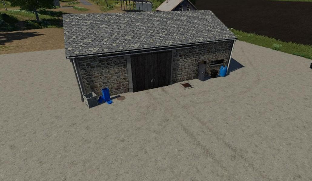 Converted stone building v 1.0