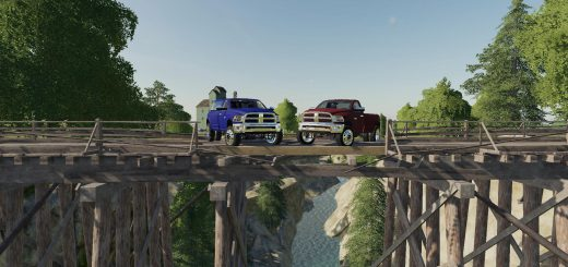 Dodge Single Cab v 1.0