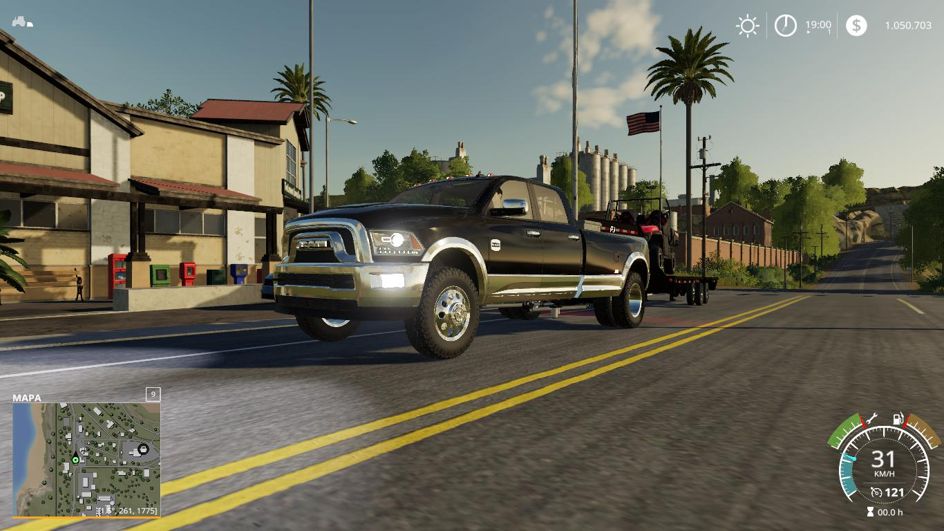 Dodge ram 3500 heavy duty v 1.0