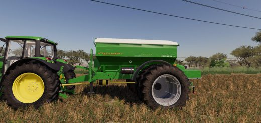 Donder Ferilized Spreader Wagon v 1.0