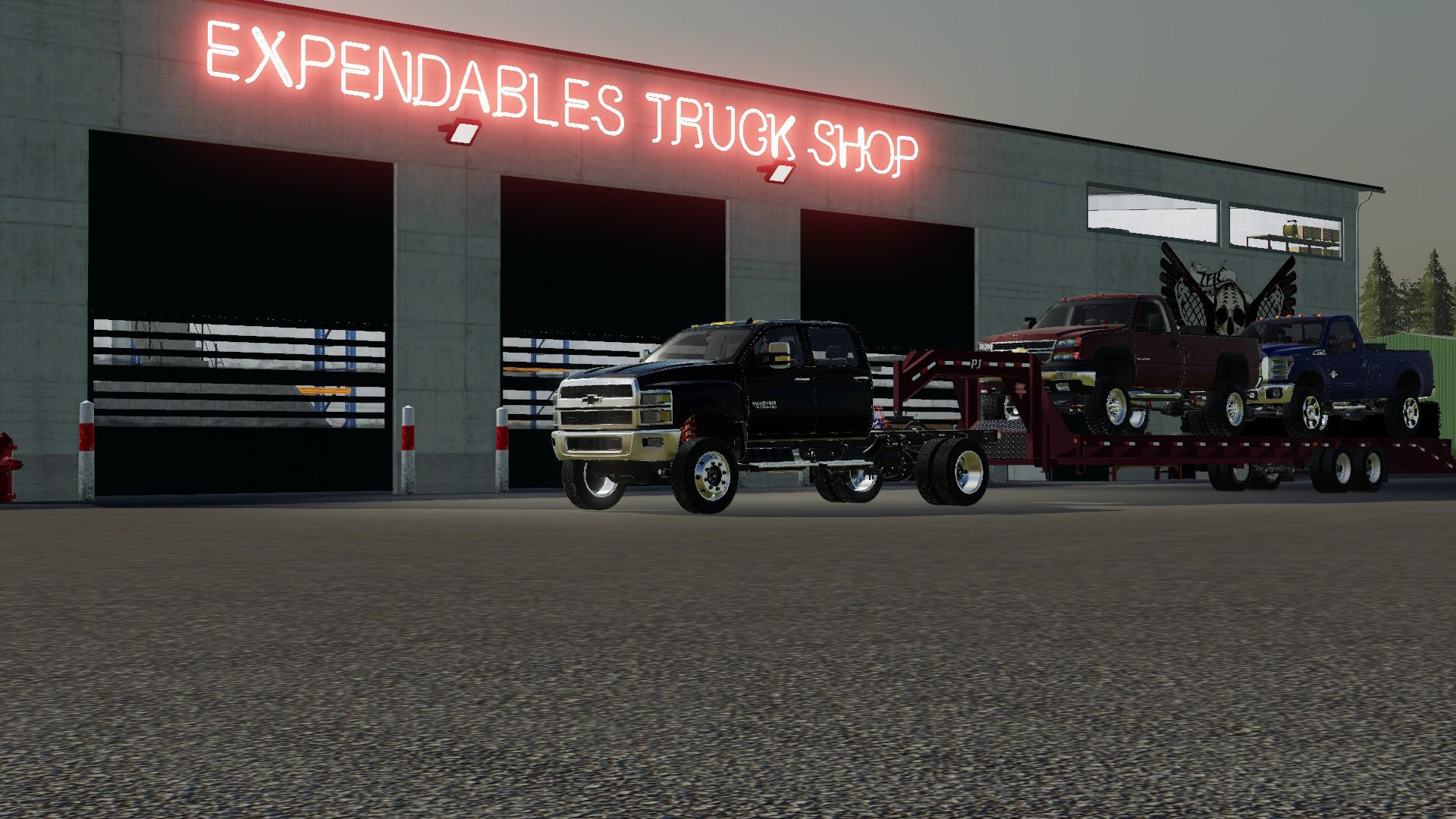 Expendables place-able workshop v 1.0