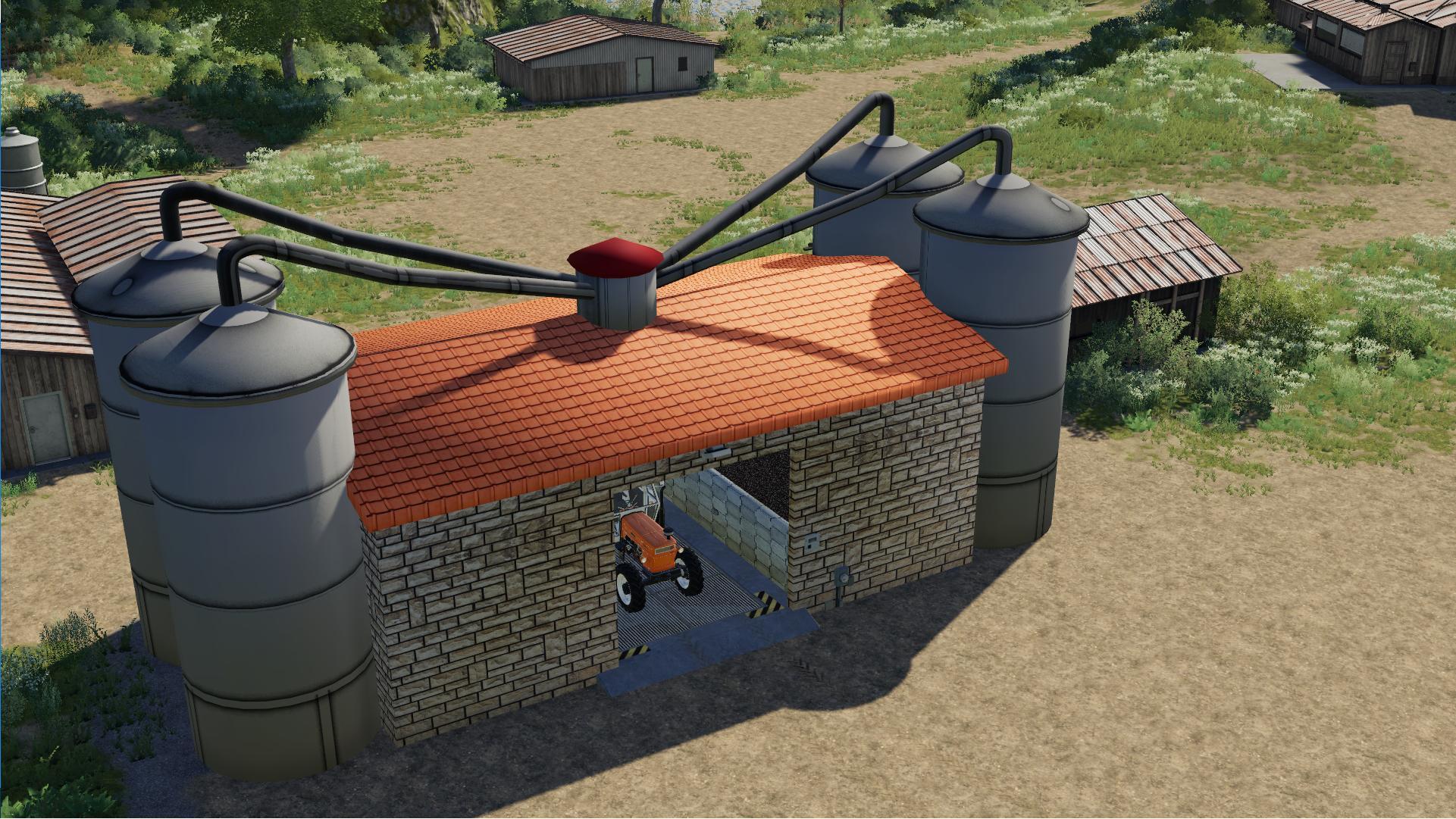 Farm Silo MultiStorage v 1.02