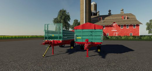 Farmtech Pack v 1.0