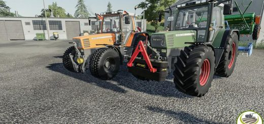 Fendt 500 Favorit By Agrar eG Oberberg