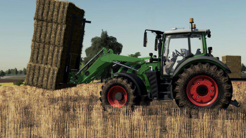 Fendt 700 Vario By Ls19 Wp V 1 1 Fs19 Mods Farming