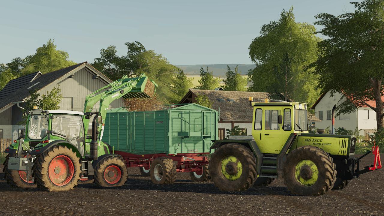 Fendt Cargo Pack v 1.0