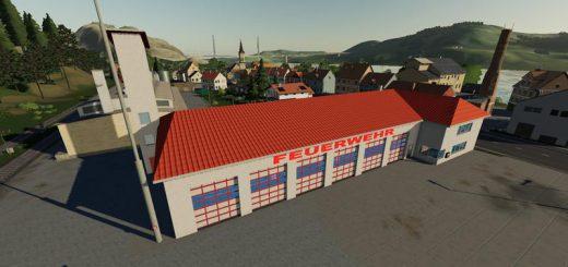 Feuerwehrstation v 3.0