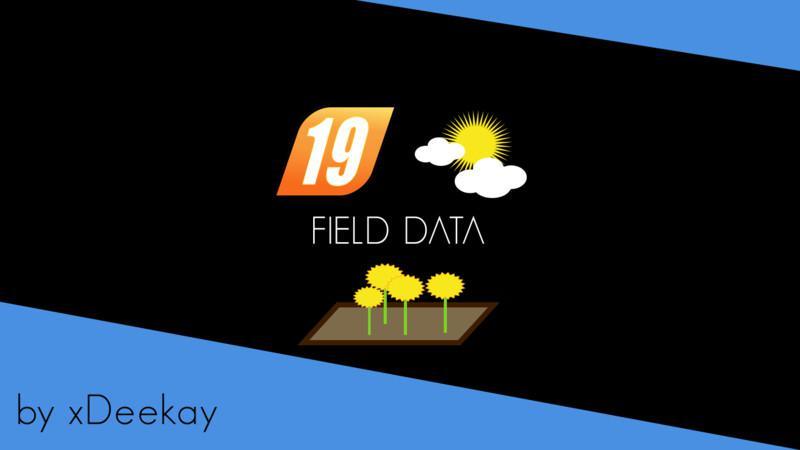 FieldData Beta v 0.0.0.2