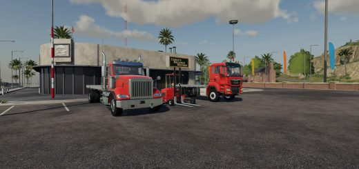Flatdeck Transport Pack v 1.0