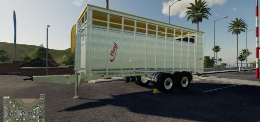Fliegl animal trailer v 1.0