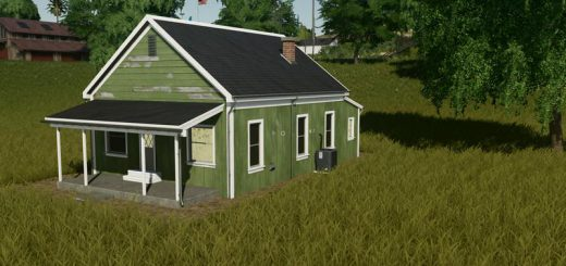 Green Farm House v 1.0