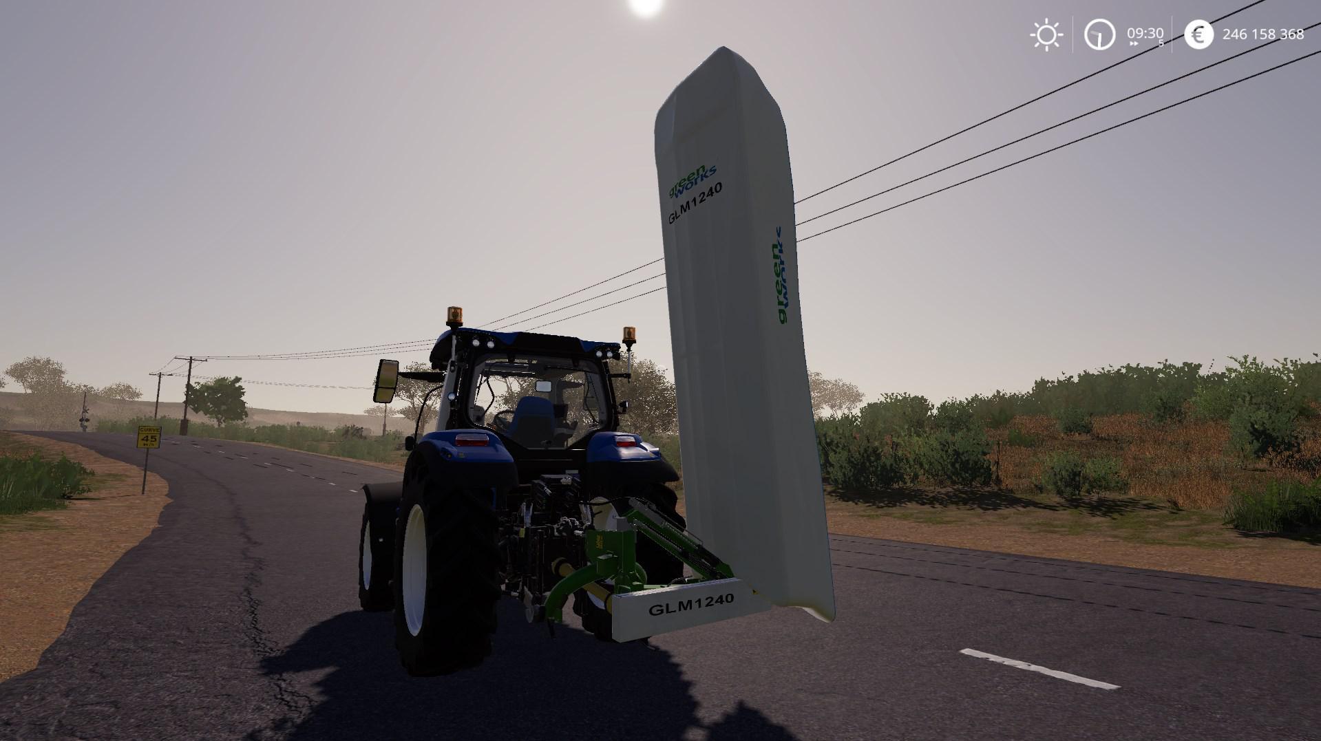 Greenworks GLM1240 v 1.0