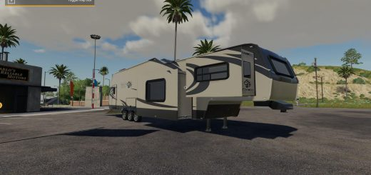 Grizzly Creek Toy Hauler v 1.0