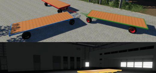 Hesseling Ballen Wagon v 1.0
