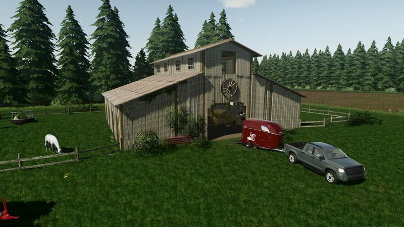 Horse Barn v 1.0