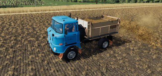IFA W 50 Manure Spreader v 1.0