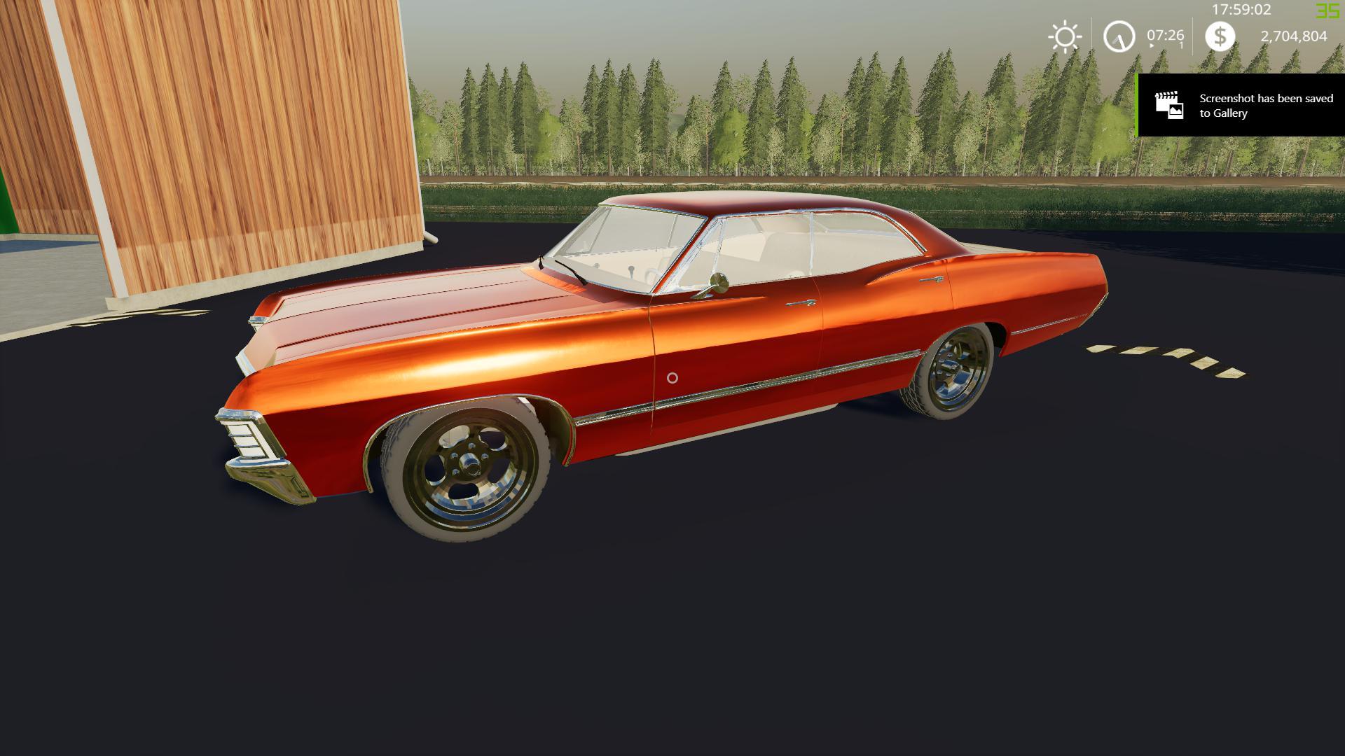 Impala 67 v 1.0