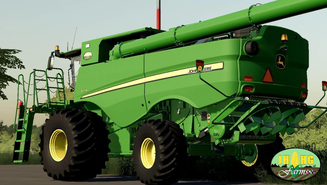John Deere S700 Series USA v 2.0