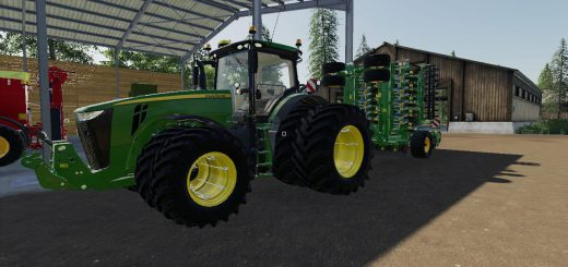 Joker12RT + Treffler TS152 + Vaderstad Tempo L16 By Stevie