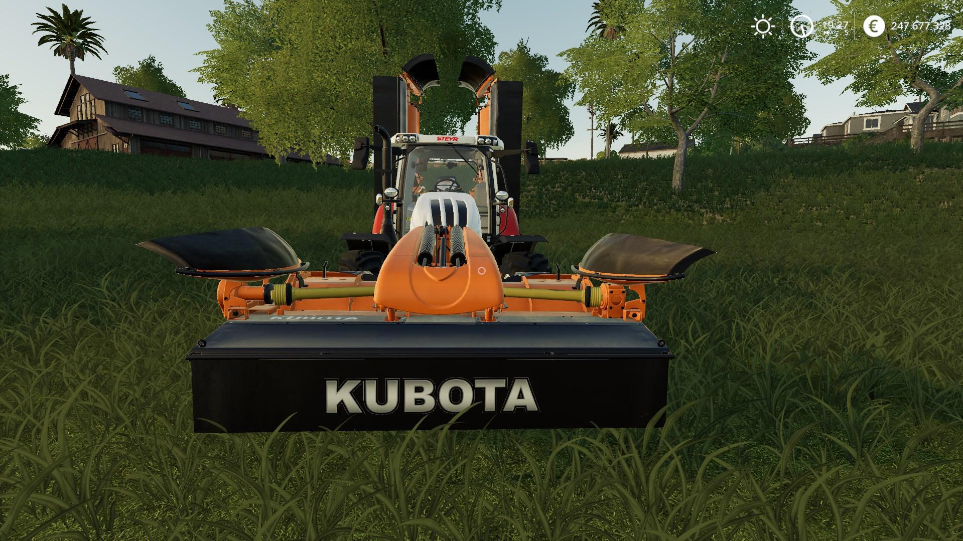 KUBOTA DMC7028T v 1.1