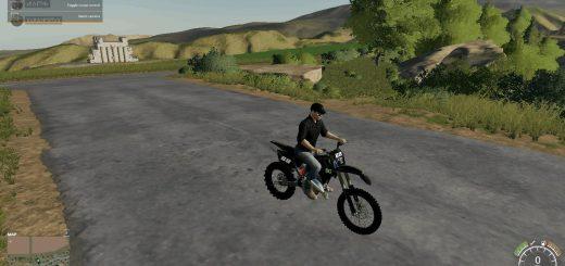 Ktm Dirtbike v 1.0