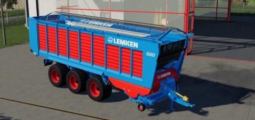 Lemken 560 v 1.0