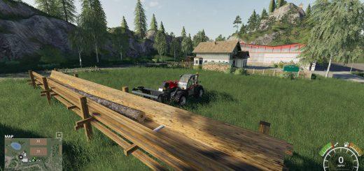 Log Holder v 0.5