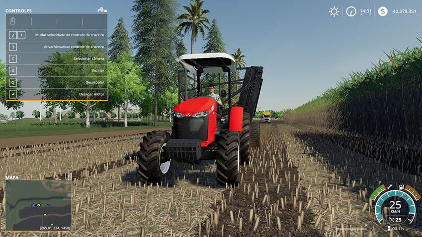 Massey Ferguson 9242 beta   FS19 mods, Farming simulator 19 mods