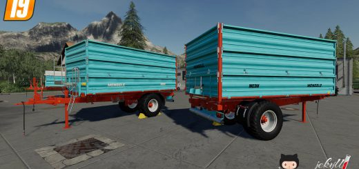 Mengele MEDK Single Axle v 1.0