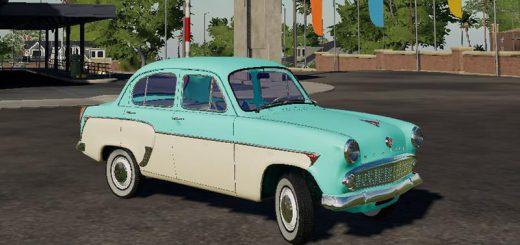 Moskwitsch 407 v 1.0