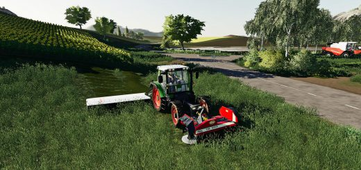 Mower Pack v 1.0