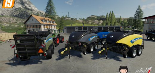 New Holland BB1290 v 1.0