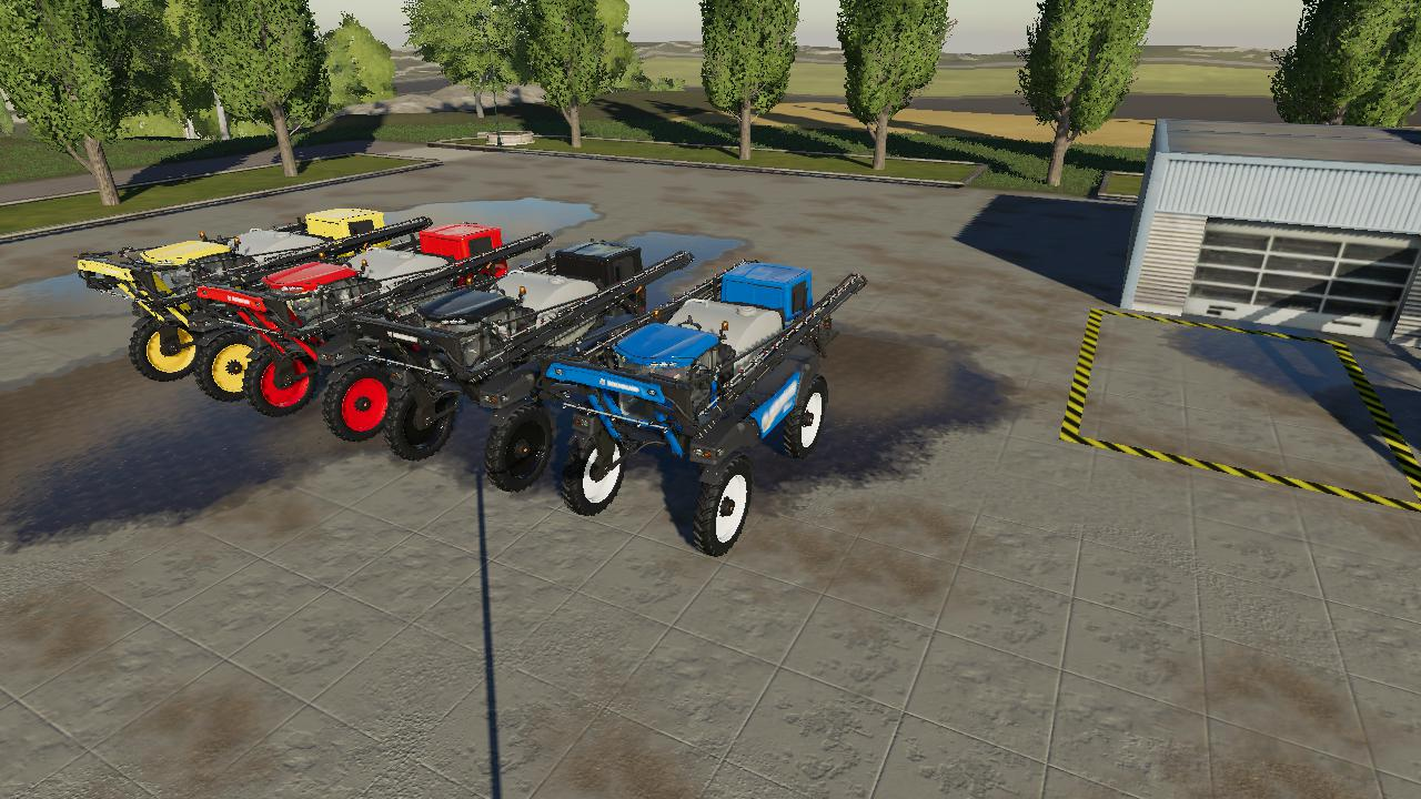 New Holland SP 400 F v 1.0