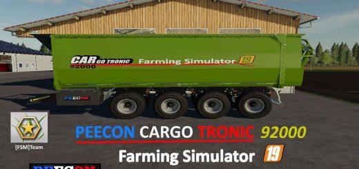 Peecon Cargo92000 v 1.0.0.1