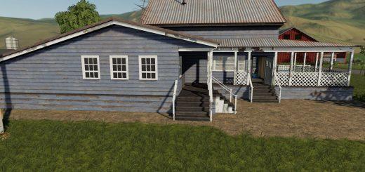 Placeable Farmhouse v 1.0