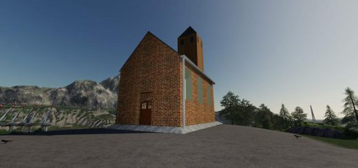 Placeable churches objects v 1.0