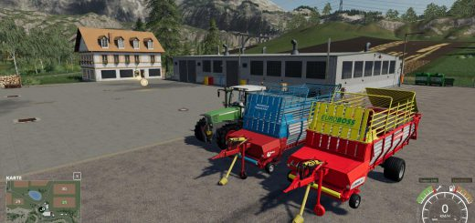 Pottinger Euroboss 330 T v 1.0